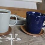 iittala TEEMA マグカップで毎日のcoffee timeとJamieson'sベストで冷えとりコーデ。