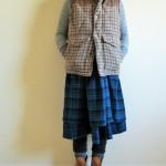 冷えとりファッション2013.12.1