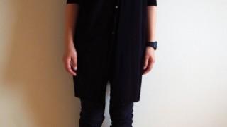 冷えとりファッション2015.8.29