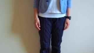 冷えとりファッション2015.7.24
