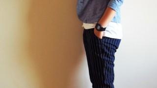 冷えとりファッション2015.8.28