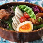 鶏ハム弁当とスッキリ冷えとりコーデ。