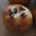 最近焼いたパンたちとサロペット冷えとりコーデ。