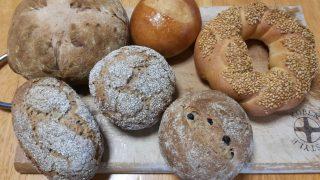 先週のパン教室の様子。